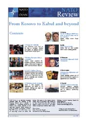 Nato Review; Issue 4; Winter 2003 Volume Issue 4; WInter 2003 by Bennett, Christopher