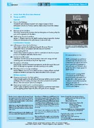 Nato Review; Issue 1 and 2; Spring/Summe... Volume Issue 1 & 2; Spring/Summer 2000 by Bennett, Christopher
