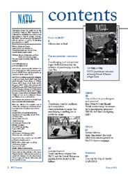 Nato Review; Issue 2; Summer 2001 Volume Issue 2; Summer 2001 by Bennett, Christopher