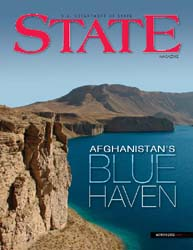 State Magazine : Issue 521 ; March 2008 Volume Issue 521 by Wiley, Rob