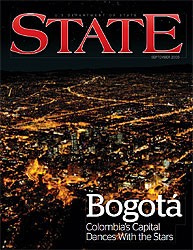 State Magazine : Issue 537 ; September 2... Volume Issue 537 by Wiley, Rob