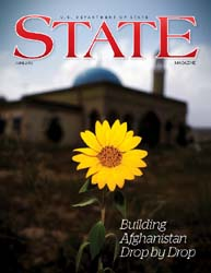 State Magazine : Issue 546 ; June 2010 Volume Issue 546 by Wiley, Rob