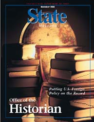 State Magazine : Issue 433 ; November 20... Volume Issue 433 by Wiley, Rob
