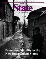 State Magazine : Issue 413 ; September 1... Volume Issue 413 by Wiley, Rob