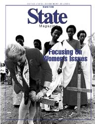 State Magazine : Issue 418 ; March 1998 Volume Issue 418 by Wiley, Rob