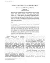 Sosyal Bilimler Dergisi : Vol. 35, No 1 ... Volume Vol. 35, No 1 by BOYRAZ, Şeref