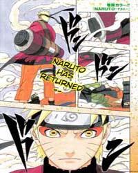 Naruto 430 : Naruto's Return by Kishimoto, Masashi