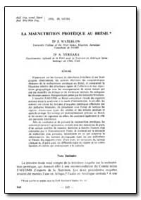 Bulletin of the World Health Organizatio... by J. Waterlow, Dr.