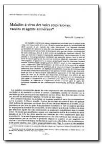 Bulletin of the World Health Organizatio... by Edwin H. Lennette