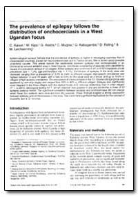 Bulletin of the World Health Organizatio... by C. Kaiser