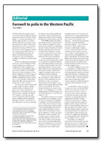 Bulletin of the World Health Organizatio... by Tony Adams