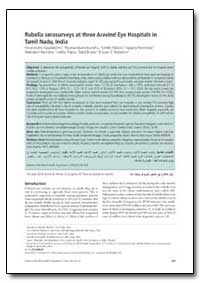 Bulletin of the World Health Organizatio... by Perumalsamy Vijayalakshmi