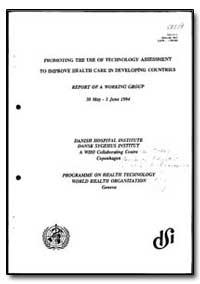 World Health Organization : Year 1994 ; ... by Diego Bravar