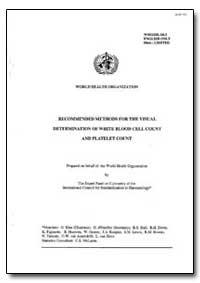 World Health Organization : Year 2000 ; ... by G. Klee