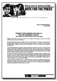 World Health Organization Note for the P... by Ala Din Alwan
