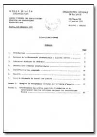 Technical Commission of Pharmacopeial Ex... by World Health Organization