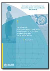 World Health Organization Publication : ... by Guy Hutton, Dr.
