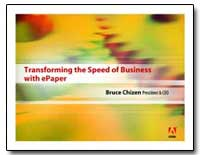 Transforming the Speed of Business with ... by Adobe Systems