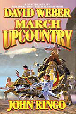 March Upcountry by Weber, David
