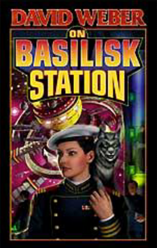 On Basilisk Station Volume Honor Harrington Series by Weber, David