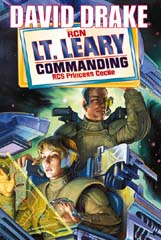 Lt. Leary, Commanding by Drake, David