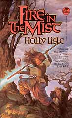 Fire in the Mist by Lisle, Holly