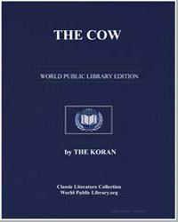The Noble Koran (Quran) : The Cow by Transcribed  the Prophet Muhammad