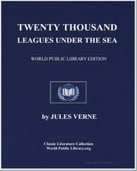 Twenty Thousand Leagues under the Sea by Verne, Jules