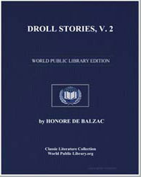 Droll Stories [V. 2] by De Balzac, Honore