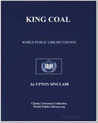 King Coal by Sinclair, Upton