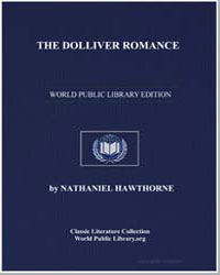 The Dolliver Romance by Hawthorne, Nathaniel