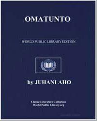 Omatunto by Aho, Juhani