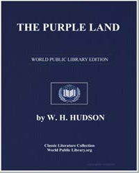 The Purple Land by Hudson, W. H.