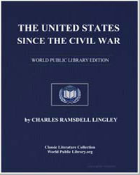 The United States Since the Civil War by Lingley, Charles Ramsdell