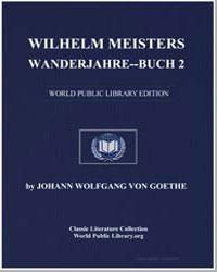 Wilhelm Meisters Wanderjahrebuch 2 by Von Goethe, Johann Wolfgang
