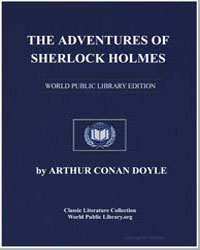 The Adventures of Sherlock Holmes by Doyle, Arthur Conan, Sir