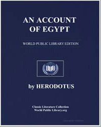 An Account of Egypt by Macaulay, George Campbell