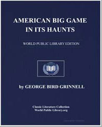 American Big Game in Its Haunts by Grinnell, George Bird