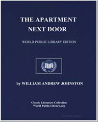 The Apartment Next Door by Johnston, William Andrew