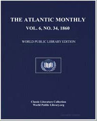 The Atlantic Monthly Volume 6, No. 34, A... by Hutchinson, Joshua