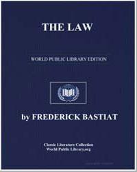 The Law by Bastiat, Frédéric
