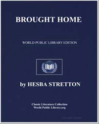 Brought Home by Stretton, Hesba