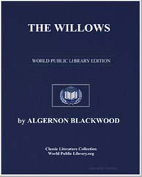 The Willows by Blackwood, Algernon Henry