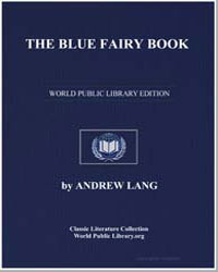 The Blue Fairy Book by Lang, Andrew, M. A.