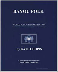 Bayou Folk by Chopin, Kate