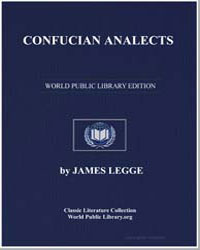 Confucian Analects by