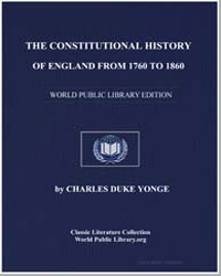 The Constitutional History of England fr... by Yonge, Charles Duke