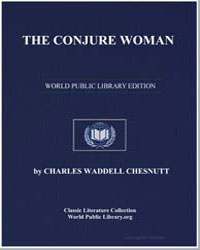 The Conjure Woman by Chesnutt, Charles Waddell