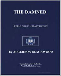 The Damned by Blackwood, Algernon Henry