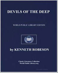 Devils of the Deep by Robeson, Kenneth